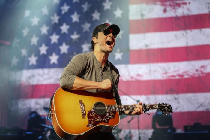 Eric Church: The nail that sticks up gets hammered down by Proudly ...